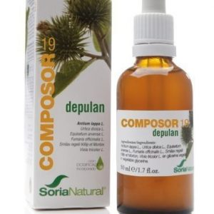 Composor 19. Depulán, 50ml. Soria Natural