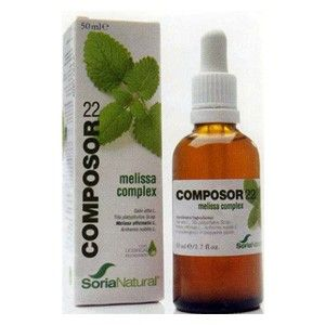 Composor 22. Jaquesor, 50ml. Soria Natural