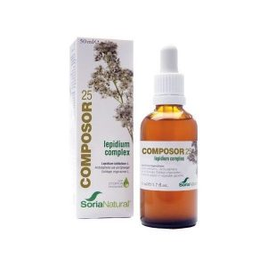 Composor 25. Lepidium Complex, 50ml. Soria Natural