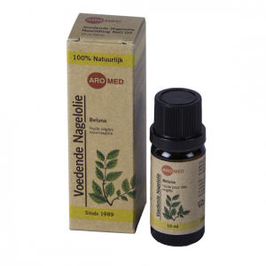 Beluna, Aceite endurecedor de uñas. 10ml. Aromed