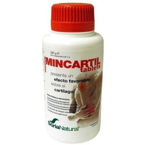 Mincartil Cúrcuma Comprimidos