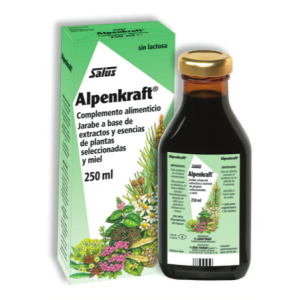 Alpenkraft Jarabe Herbal, 250ml. Salus