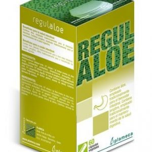 Regulaloe, 60 cap. Plameca