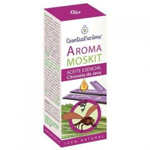 Pack Aromamoskit 10ml + Brazalete de REGALO. Essential Aroms
