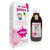 No más gases! Jarabe, 150ml. Soria Natural