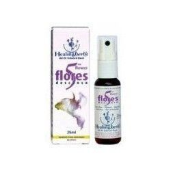Spray Descanso Bach 5 Flowers, 25ml. Healing Herbs