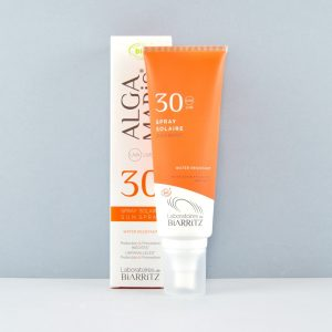 Spray Solar SPF 30 Bio, 125ml. Algamaris