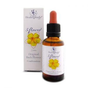 Rescue Remedy 5 Flowers, 30ml. Healing Herbs