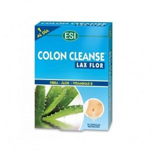 Colon Cleanse Lax Flor. 30 cap. ESI