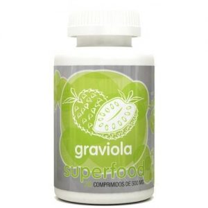 Graviola, 120comp 500mg. Superfoods