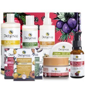 Pack Cofre Navidad Regalo Top Dehesia Cosmetica Natural