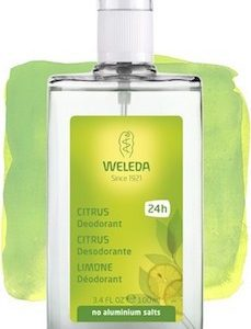 Desodorante Citrus Spray, 100ml. Weleda