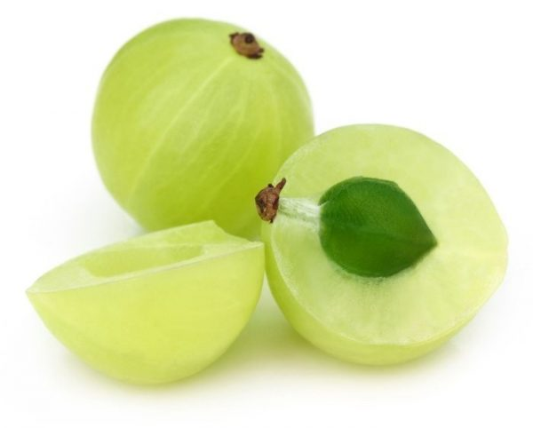 Amla, 90 comp 500mg. Elika Foods (Dana Superfoods)