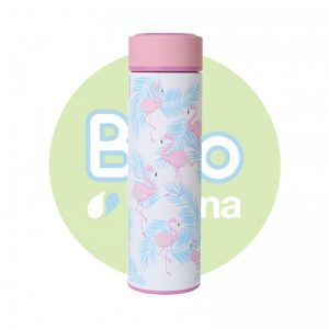 Termo Infusionador BBO Flamenco 550 ml, Irisana