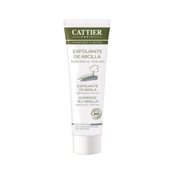 Exfoliante-Facial-con-Arcilla-Blanca-y-Aloe-Bio-100ml-Cattier
