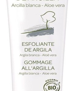 Exfoliante Facial con Arcilla Blanca y Aloe Bio, 100ml, Cattier