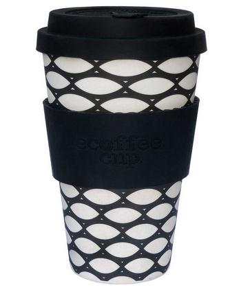 "Vaso de Bambú ""Basketcase"" 400ml. Alternativa 3"