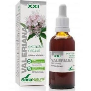 Extracto de Valeriana, 50ml. Soria Natural