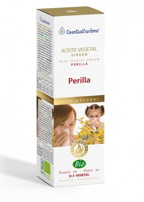 Aceite Virgen de Perilla BIO, 100ml. Esential Aroms
