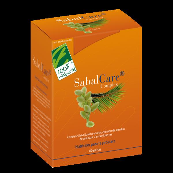 SabalCare Complex (próstata), 60 perlas. 100% Natural