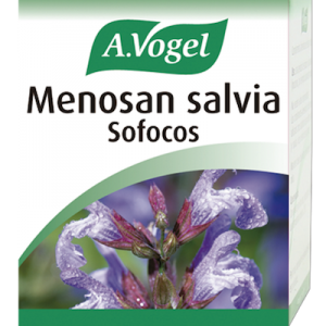 Menosan Salvia (Sofocos), 30 comp. Bioforce A.Vogel