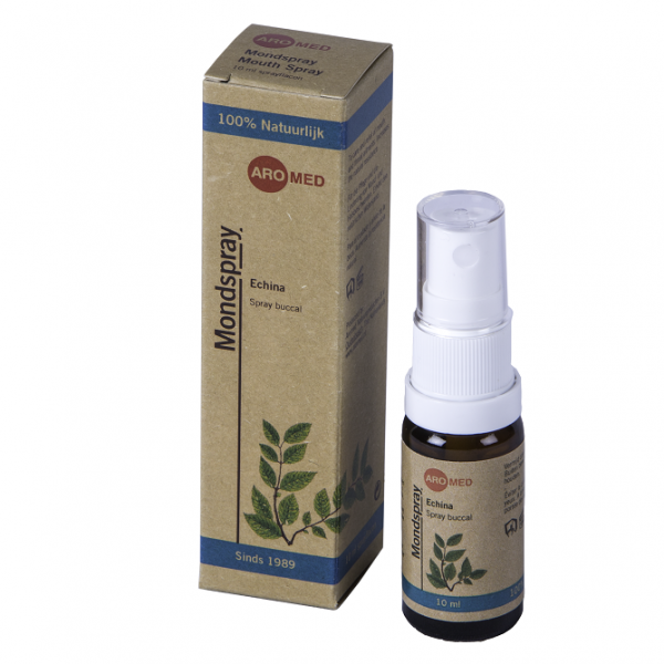 Spray Bucal Echina, 10ml. Aromed