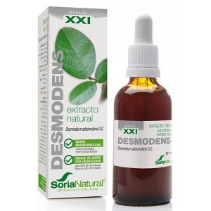 Extracto de Desmodium Fórmula XXI, 50ml. Soria Natural