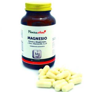 Magnesio Pamies Vitae 90 Cap