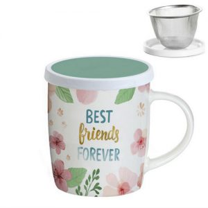 Taza Filtro Best Friend Verde