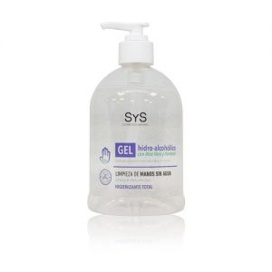Gel Desinfectante Manos 500ml Sys