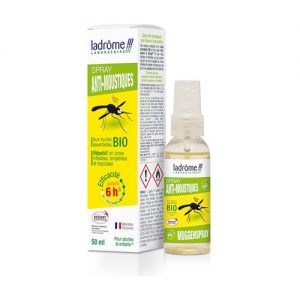 Spray Repelente Mosquito Ladrome