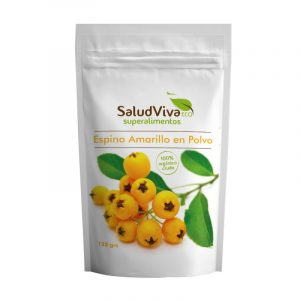 bayas espino amarillo polvo salud viva
